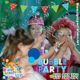 buble party